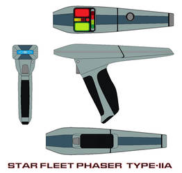 Phasers directed-energy weapons by bagera3005 on DeviantArt