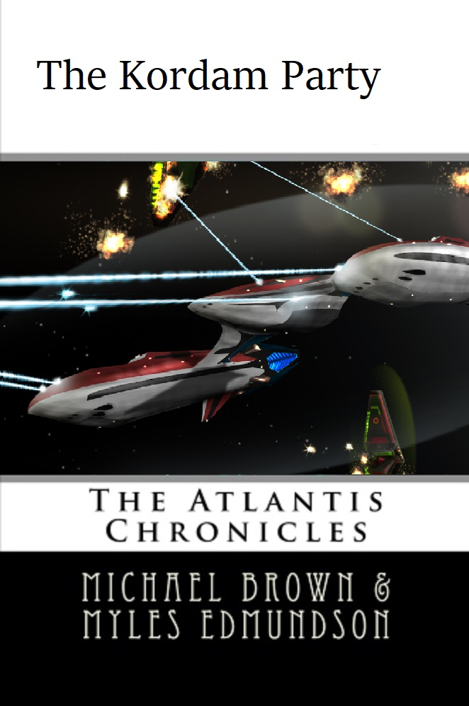 The Atlantis Chronicles The Kordam Party'  out now by bagera3005