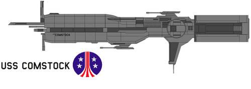 USS Comstock