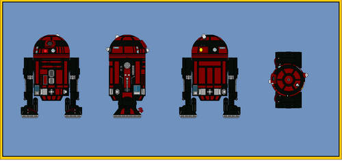 R2-X5 by bagera3005