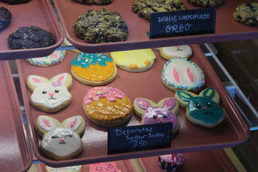 Easter cookies by bagera3005