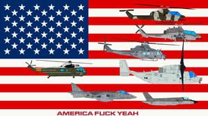America Fuck Yeah Marine Corps