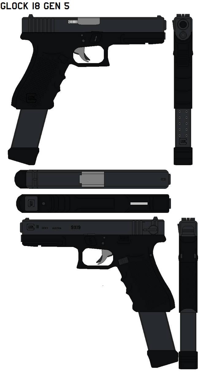 Glock 18 Gen 5
