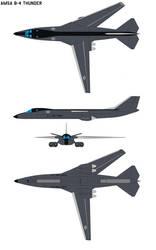 AMSA b-4 Thunder