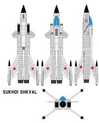 Sukhoi Shkval