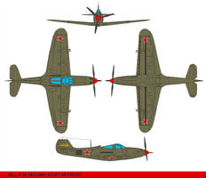 Bell P-39 Airacobra  Soviet Air Forces