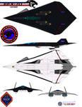 Lockheed  EFX-70 Panther  NASA chase