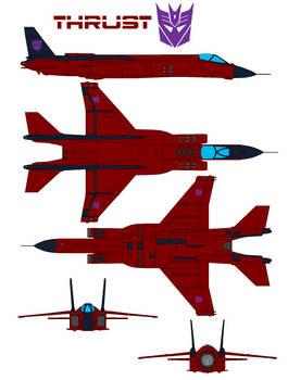 Thrust Yakovlev Yak-141M Freestyle