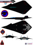 Lockheed  EFX-70 Panther 2 black knight 1