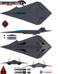 Lockheed  EFX-70 Panther 2  Strike panther