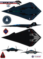 Lockheed  EFX-70 Panther 2 space force