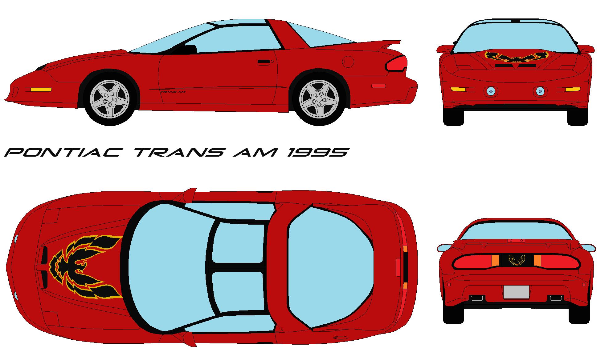 Pontiac Trans Am 1995