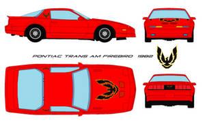 Pontiac Trans Am   Firebird  1982