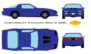 Chevrolet Camaro Iroc-z 1990