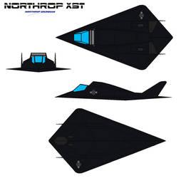 Northrop XST