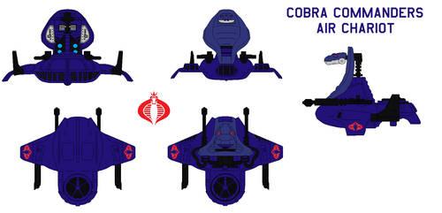 cobra commanders  AIR CHARIOT 2