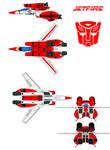 Jetfire  (aka Skyfire) Autobot