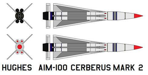 Hughes  AIM-100 Cerberus mk 2
