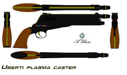 Uberti plasma caster