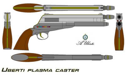 Uberti plasma caster nickel