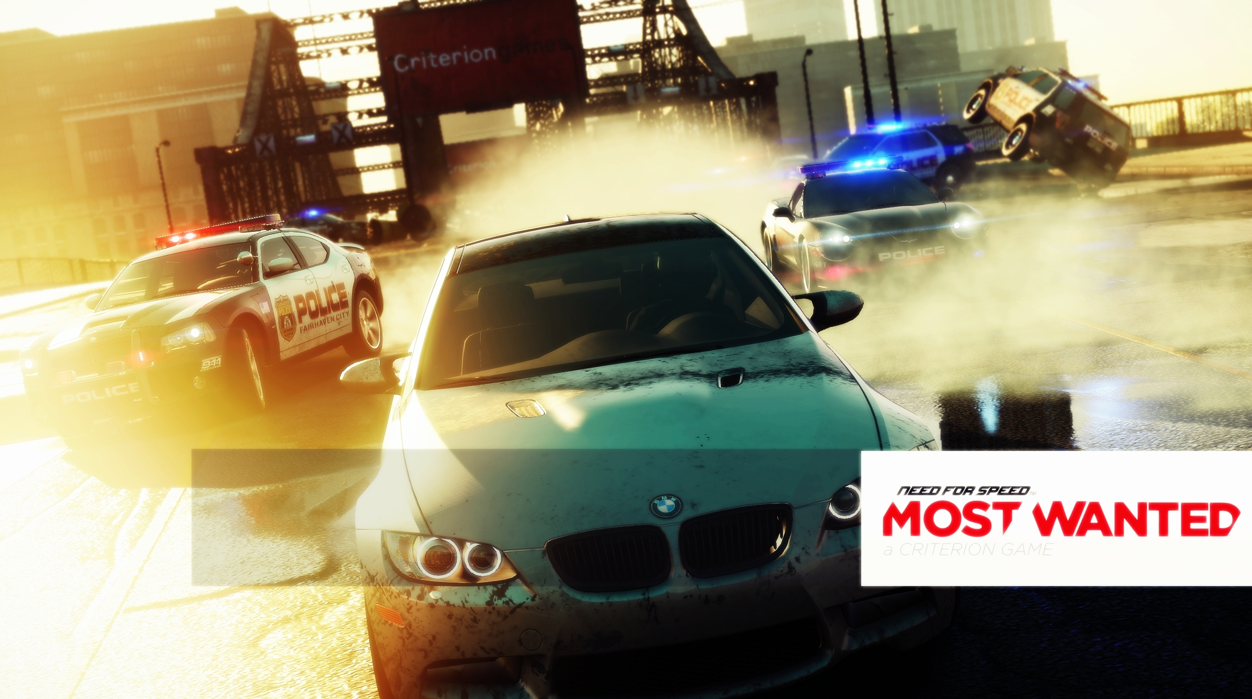 how to change camera view in nfs most wanted 2012