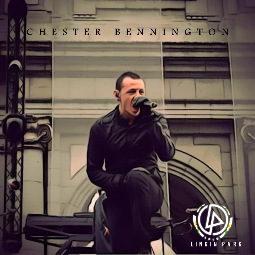 Chester Bennington By Vikuutt On DeviantArt