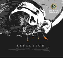 Rebellion artwork featuring Mike Shinoda