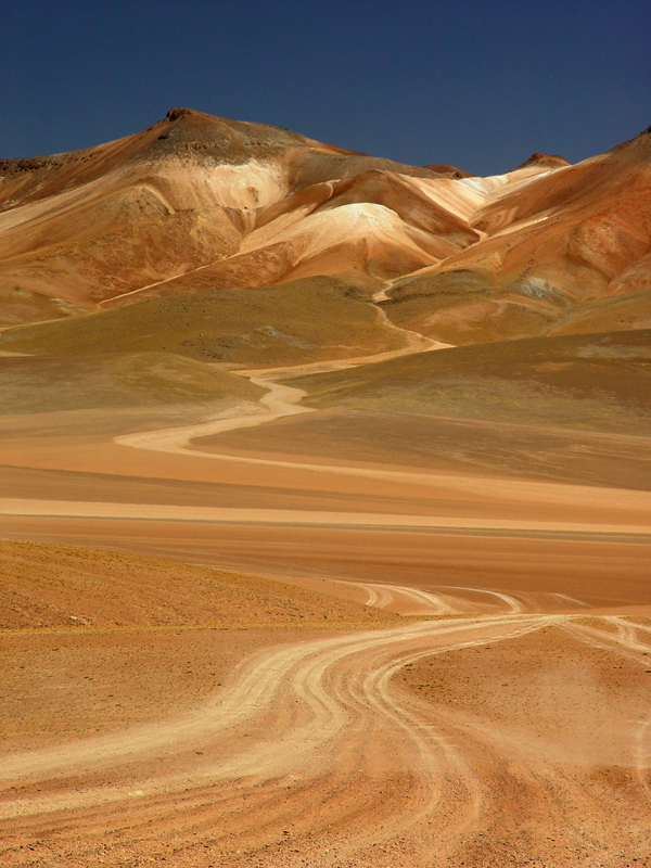 Atacama Desert by abrs