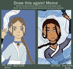 Draw This Again Meme by PhantomoCat
