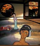 Day 5- You'd Make a Good Empress, Wai by PhantomoCat