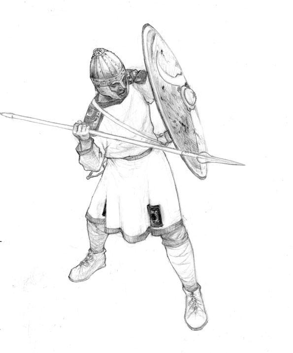 Auxilia Palatina by MakmunBaban