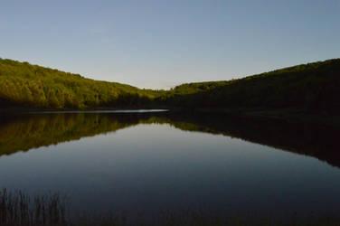 Lake by sockmonkeydogtoy