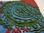 Polymerclay notebook cover preview 2 by MonnieBiloney