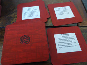 Jim Henson's Labyrinth: Game Cards: Event by MonnieBiloney