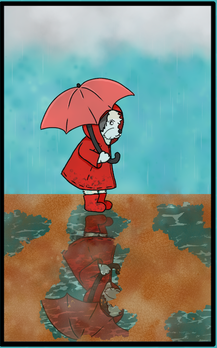 Ralph In A Raincoat: Commissions Open