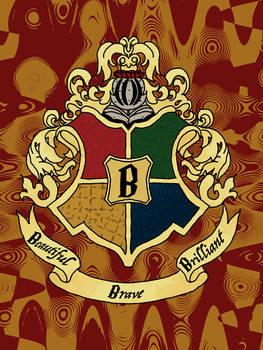 B Emblem