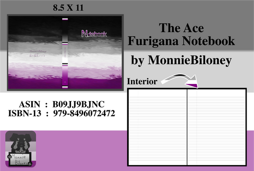 The Ace Furigana Notebook