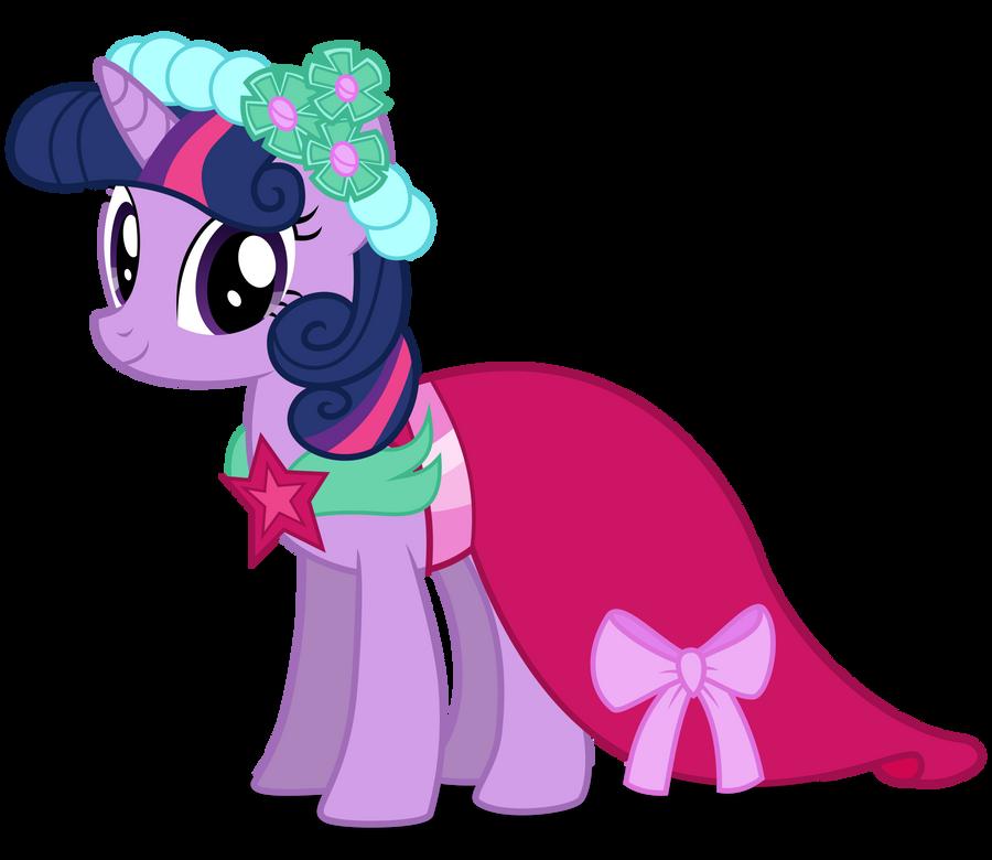 My Little Pony Wedding: Twilight Wedding Dress By Mamandil On DeviantArt