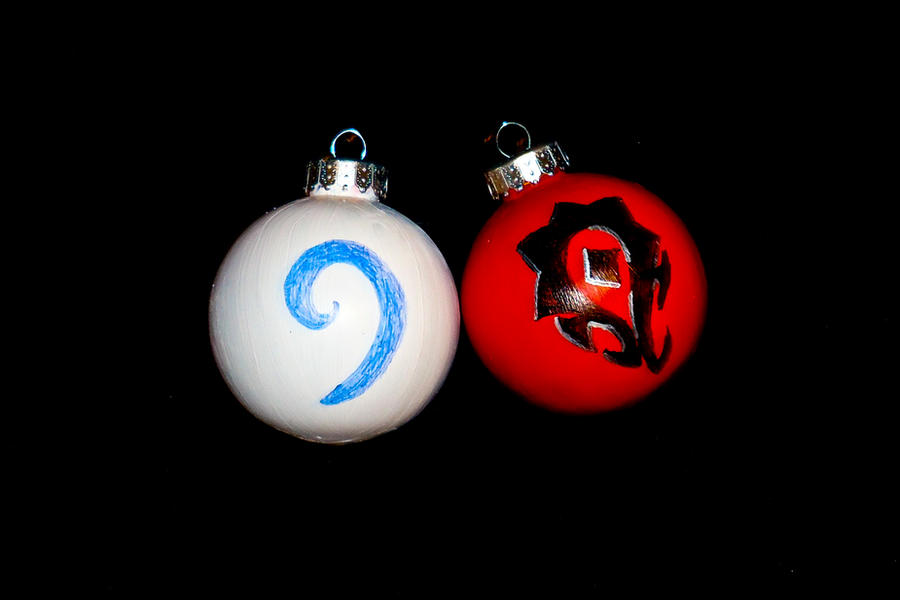 World Of Warcraft Christmas Ornaments by MordsithCara