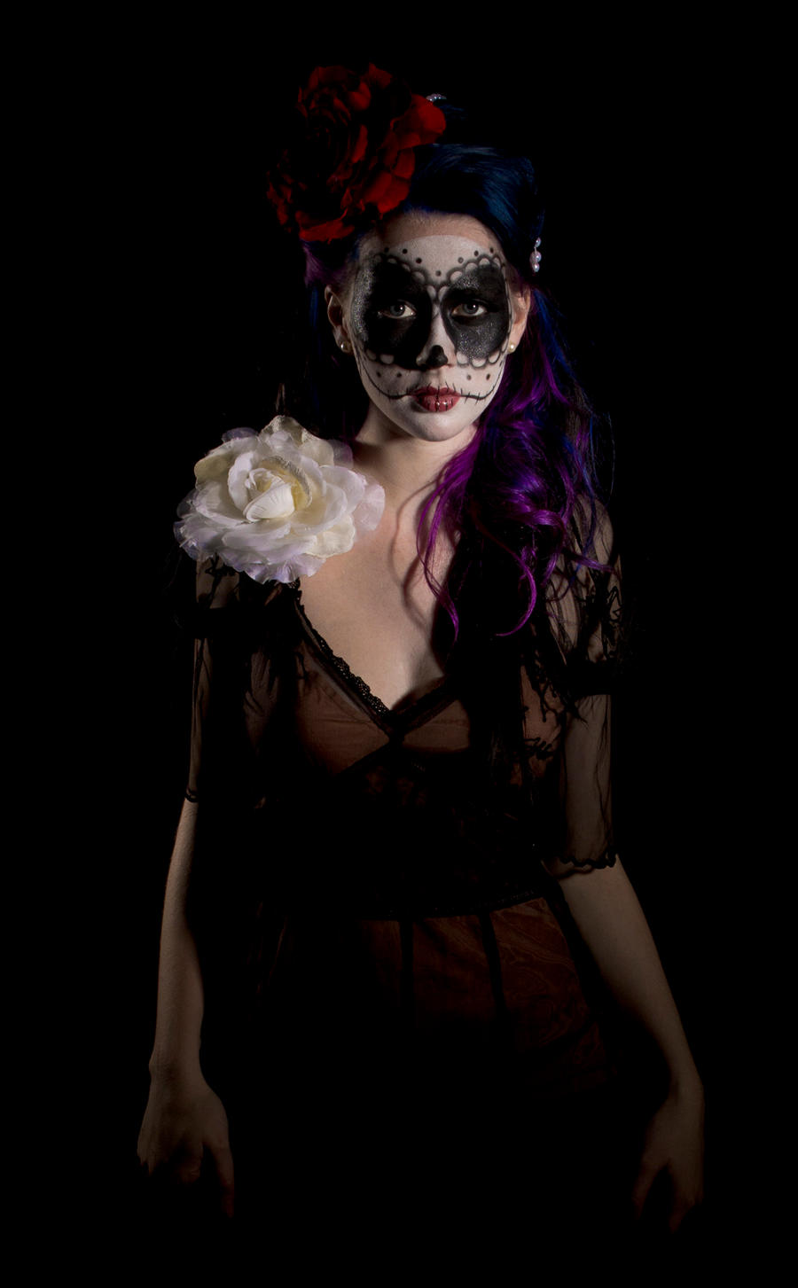 Day Of The Dead 16 by MordsithCara