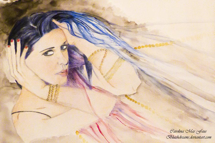 by bluishdreams by MordsithCara