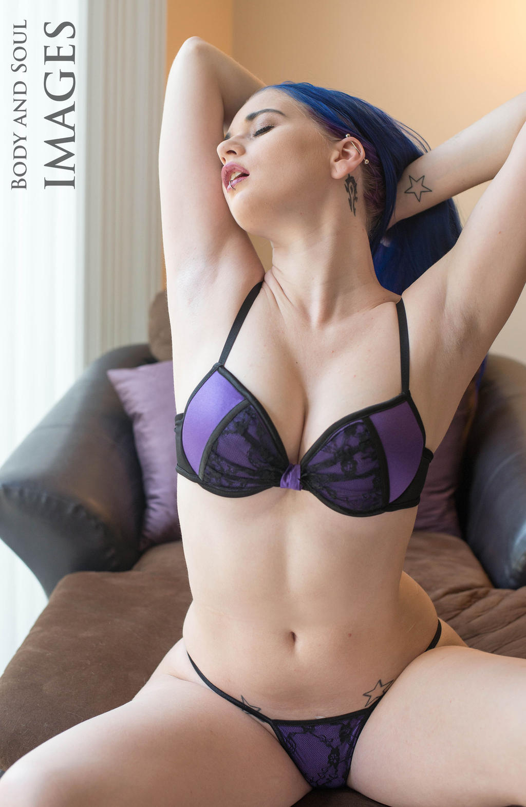 Purple And Lace 4 by MordsithCara