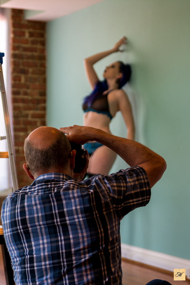 J Clark Images Workshop - BTS by MordsithCara