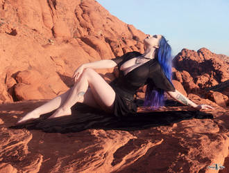 Desert Witch 2 by MordsithCara