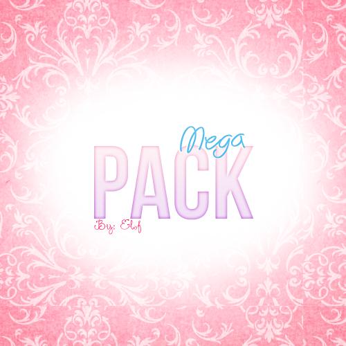 Mega Pack. CLOSED. by elfersn