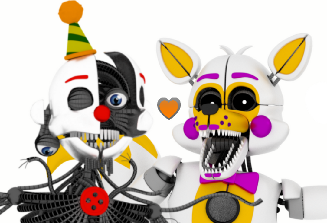 Lolbit Teh Fox Lolbit The Circus Fox Deviantart