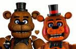 Freddy x toy freddy