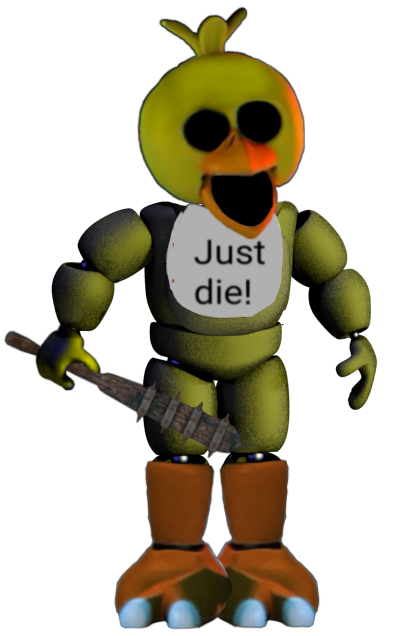 Security chica by AgentPrime on DeviantArt
