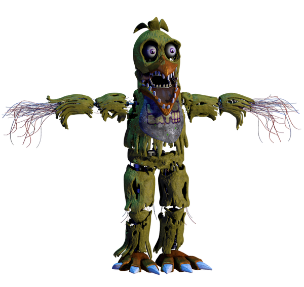 Rotten Chica Related Keywords & Suggestions - Rotten Chica