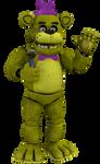 Help wanted Fredbear